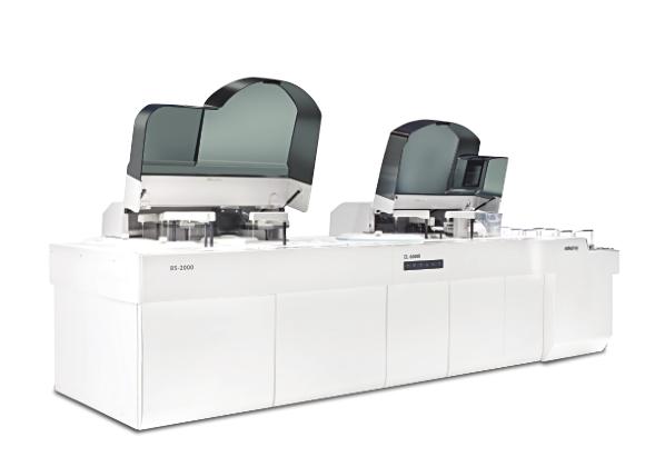 金普医院全自动生化免疫流水线全线升级启用